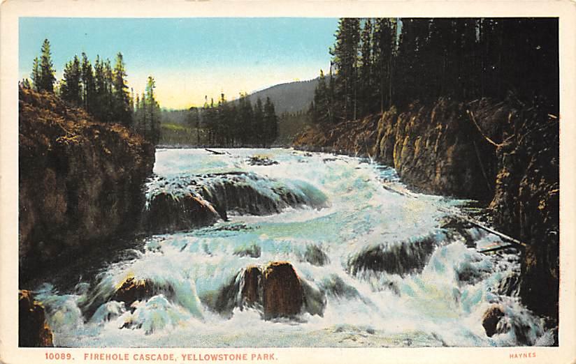 sub065133 - National Park Post Card