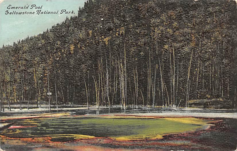 sub065137 - National Park Post Card