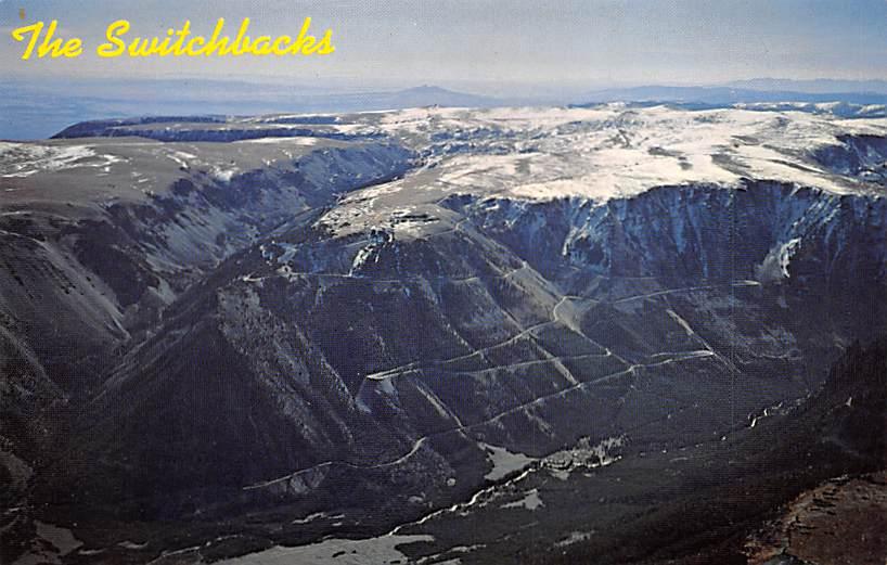 sub065139 - National Park Post Card