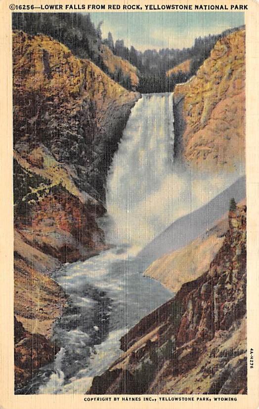 sub065161 - National Park Post Card