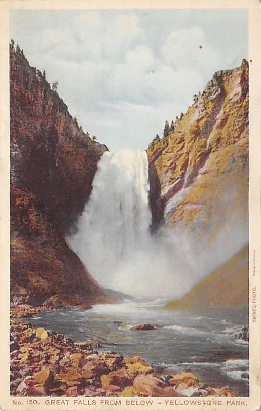 sub065163 - National Park Post Card