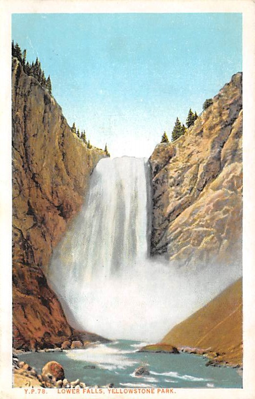 sub065173 - National Park Post Card