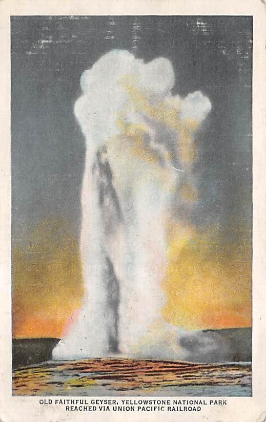 sub065177 - National Park Post Card