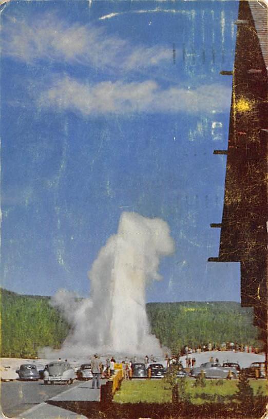 sub065187 - National Park Post Card