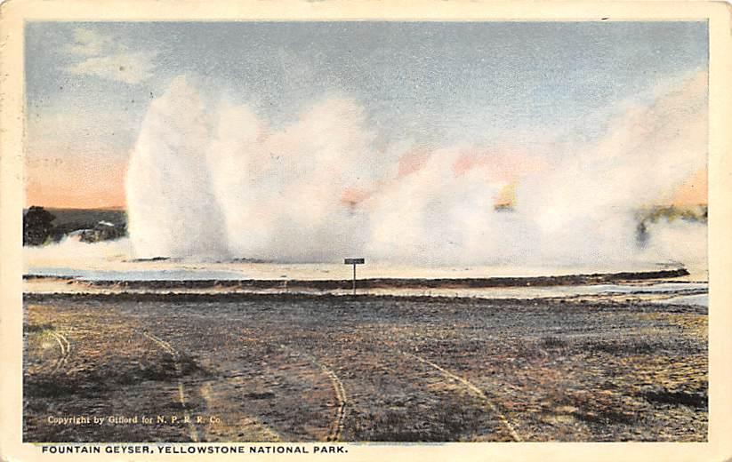 sub065191 - National Park Post Card