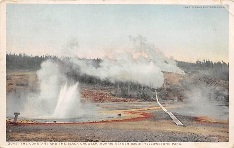sub065199 - National Park Post Card