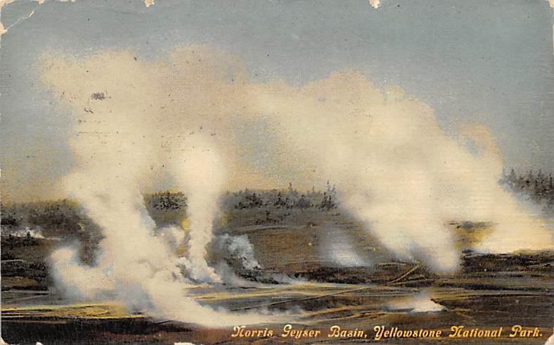 sub065203 - National Park Post Card