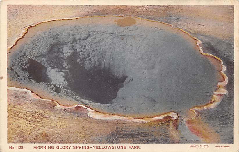sub065205 - National Park Post Card