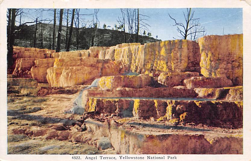 sub065207 - National Park Post Card