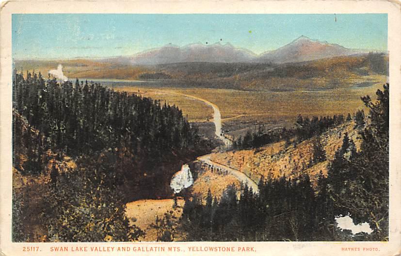 sub065209 - National Park Post Card