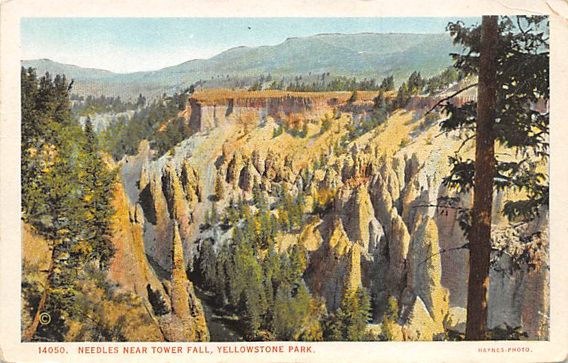 sub065211 - National Park Post Card