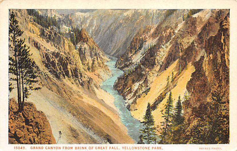 sub065217 - National Park Post Card