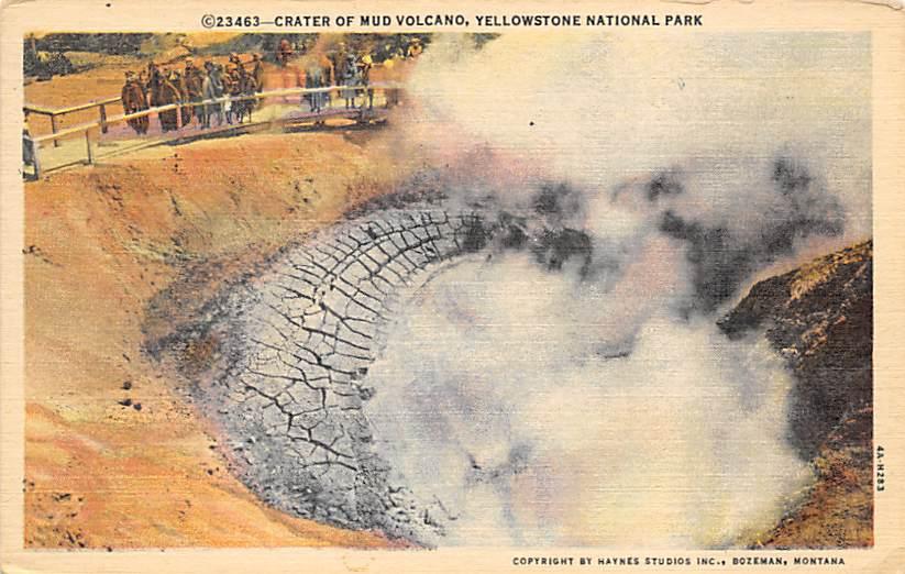sub065227 - National Park Post Card