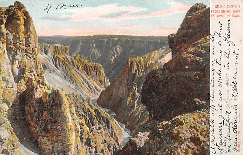 sub065243 - National Park Post Card
