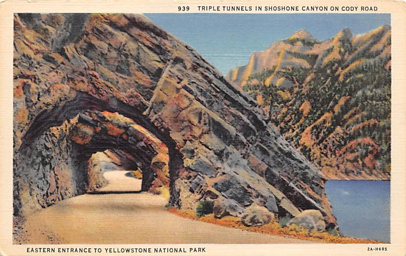 sub065247 - National Park Post Card