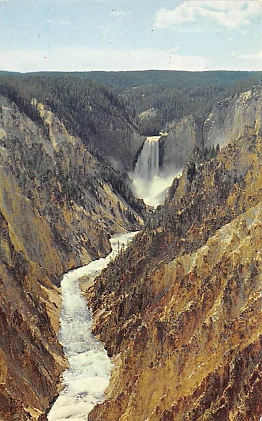 sub065257 - National Park Post Card
