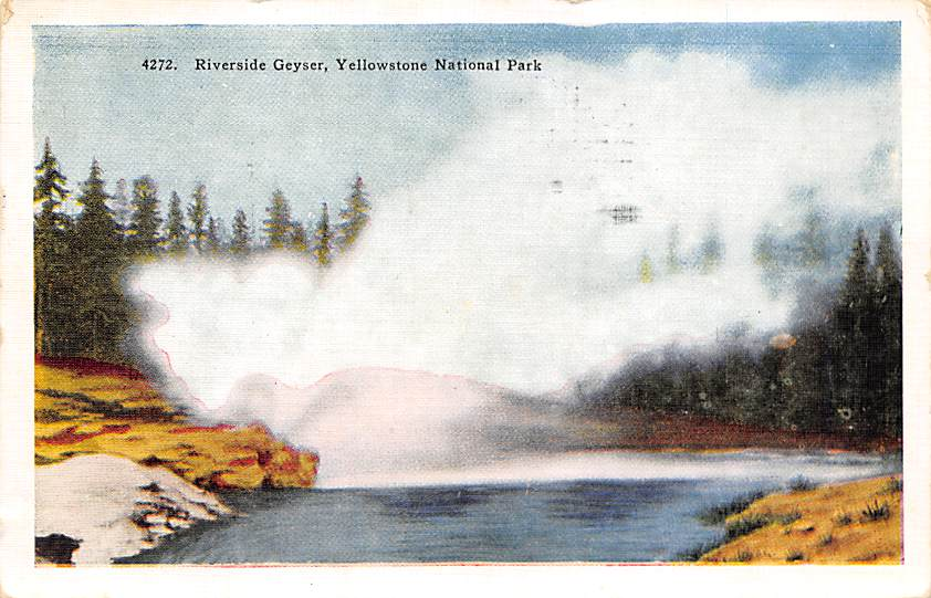 sub065273 - National Park Post Card