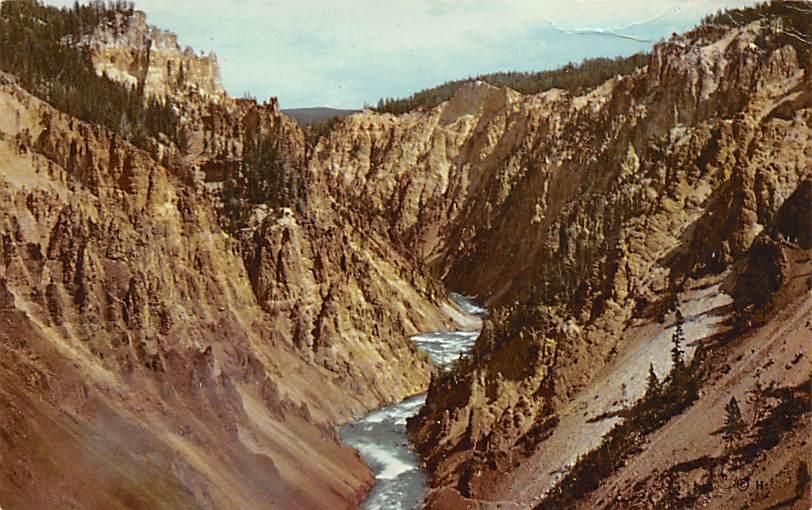 sub065277 - National Park Post Card