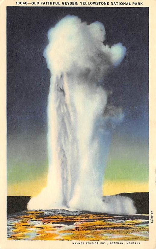 sub065281 - National Park Post Card