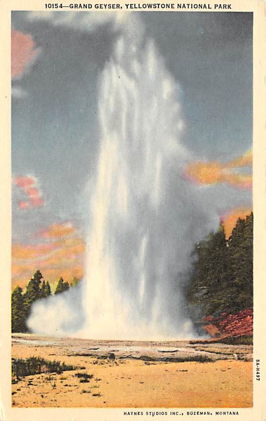 sub065283 - National Park Post Card