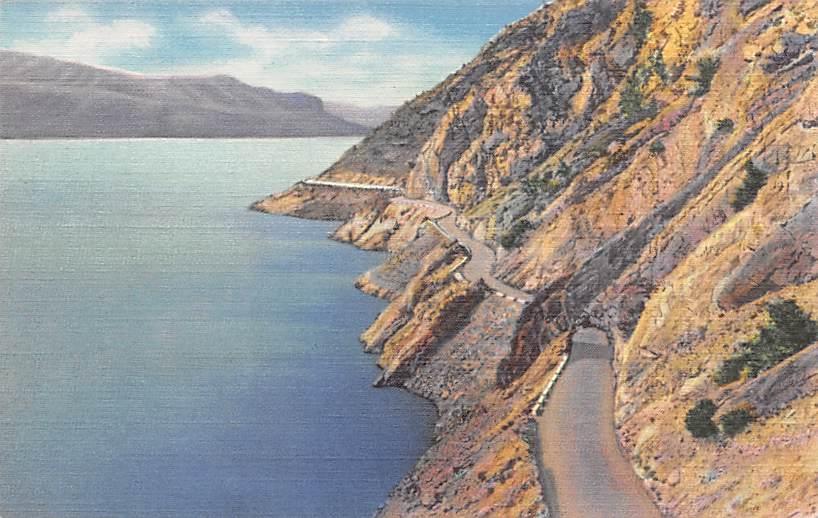 sub065287 - National Park Post Card