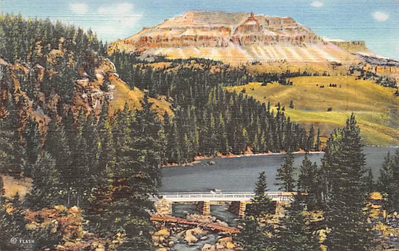 sub065289 - National Park Post Card