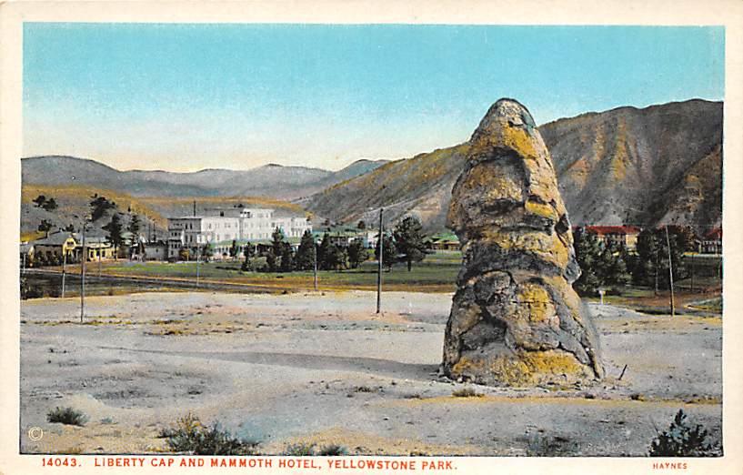 sub065327 - Yellowstone National Park Post Card