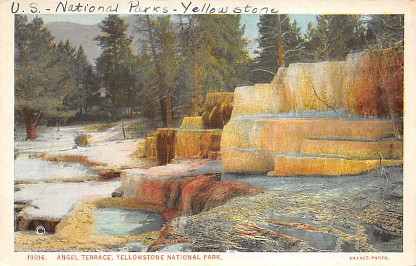 sub065335 - Yellowstone National Park Post Card