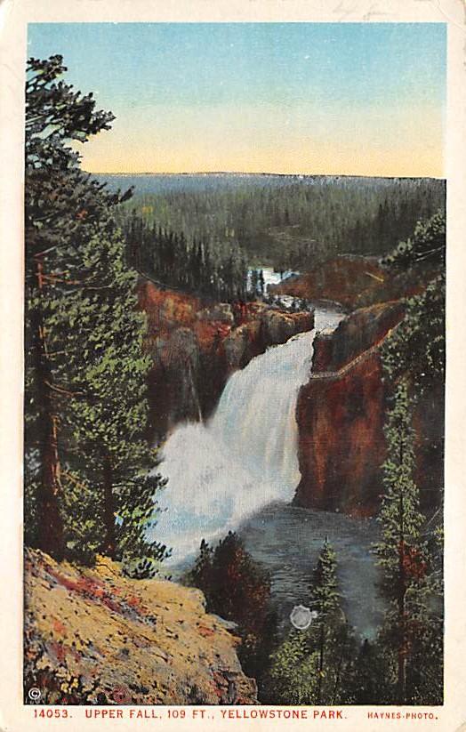 sub065357 - Yellowstone National Park Post Card