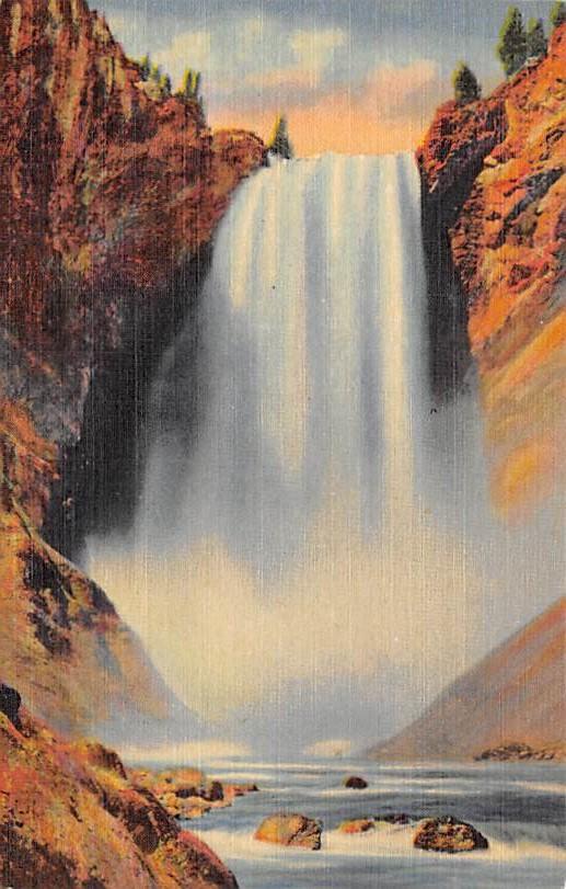 sub065371 - Yellowstone National Park Post Card
