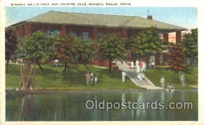 Mineral Wells Golf & Country Club