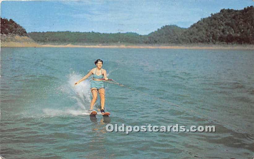 Vintage Waterskiing 121
