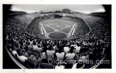 Yankee Stadium 1986
