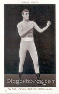 spo005253 - Boxing Series Postcard Postcards