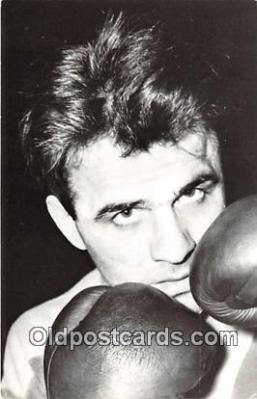 Gheorghe Negrea Boxing Postcard Post Card