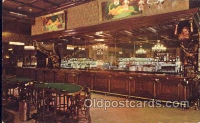 spo012486 - Golden Nugget Gambling Hall Gambling Postcard Postcards