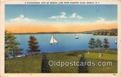 Seneca Lake, Country Club
