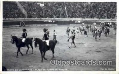spo017047 - Bullfighting postcard