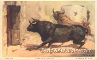 Separation of Bulls
