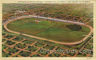 Indianapolis Mptor Speedway, Indianna, USA