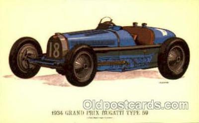 1934 Grand Prix Bugatti Type 59