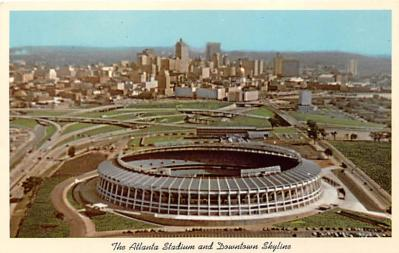 Atlanta Stadium, Atlanta, GA, USA