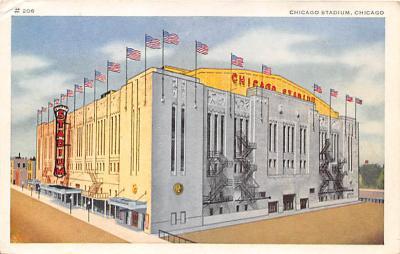 Chicago Stadium, Ill, USA