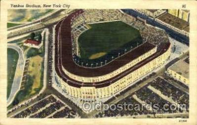 Yankee Stadium, Bronx, NYC USA