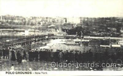 Polo Grounds, New York City, USA