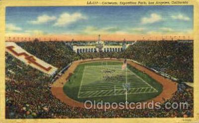 Coliseum, Expo Park, LA CA, USA