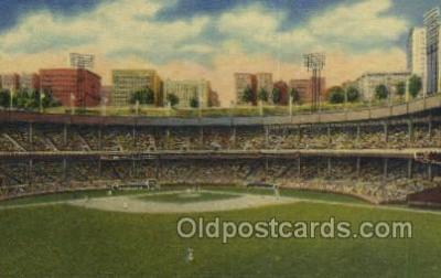 Polo Grounds NYC USA