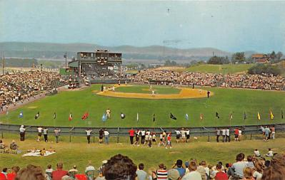 spo023A359 - Howard J. Lamade Memorial Field, Penna, USA Base Ball Stadium , Post Card
