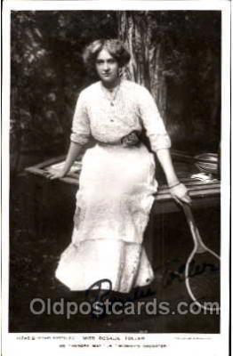 Miss Rosalie Toller