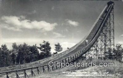 Pine Mountain Ski Slide